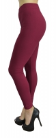 YL-LEGGING-538-Wine