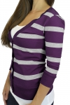 ZA-WOMEN-CARDGN-3678-PUR-HGRY-M